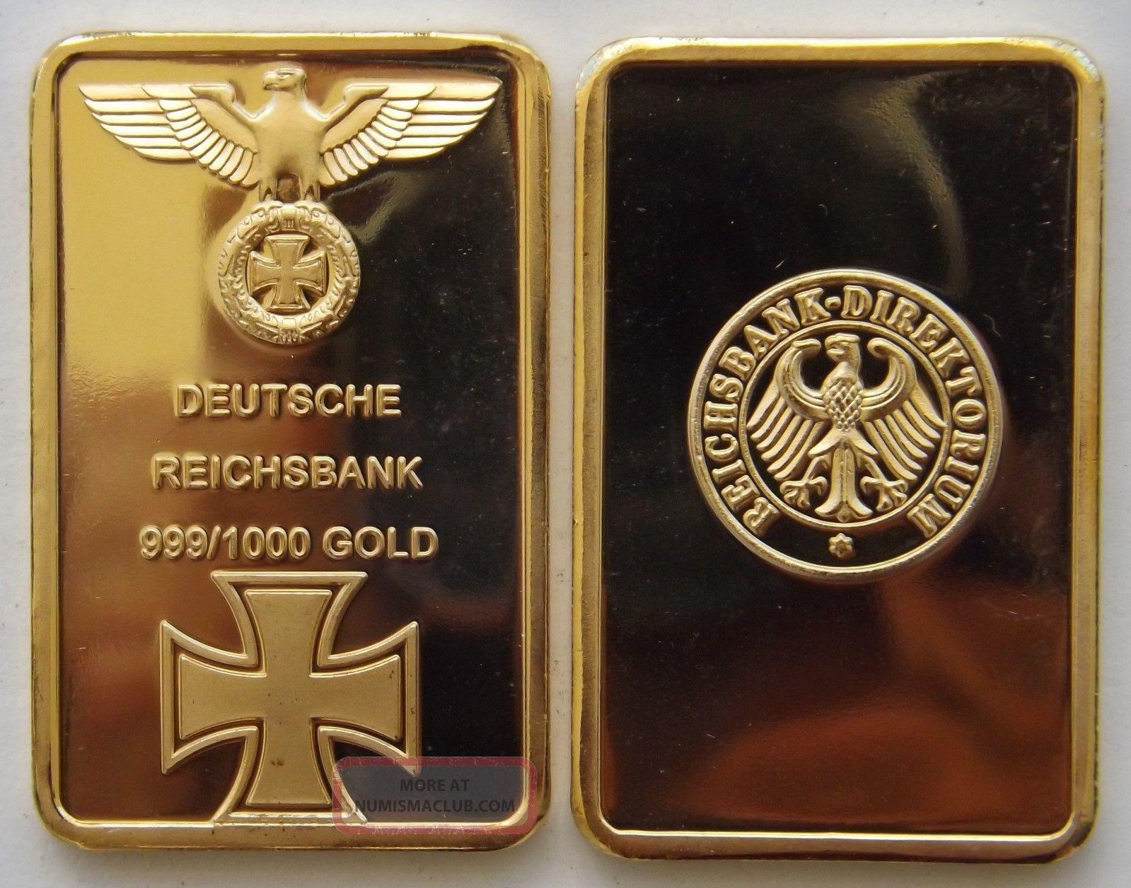 Αποτέλεσμα εικόνας για german nazi gold bullion