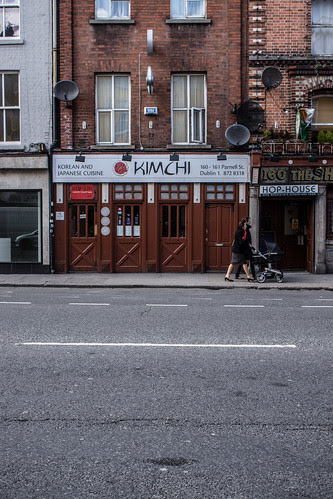 Kimchi Korean & Japanese Restaurant On Parnell Street (Dublin) by infomatique