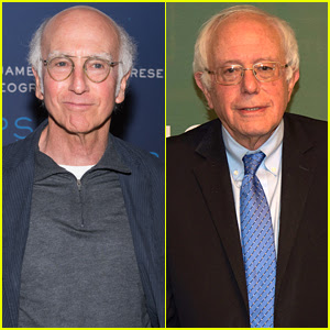 Larry David & Bernie Sanders Are Long Lost Cousins!