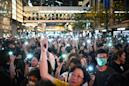 Hong Kong civil servants defy China with weekend of protest rallies