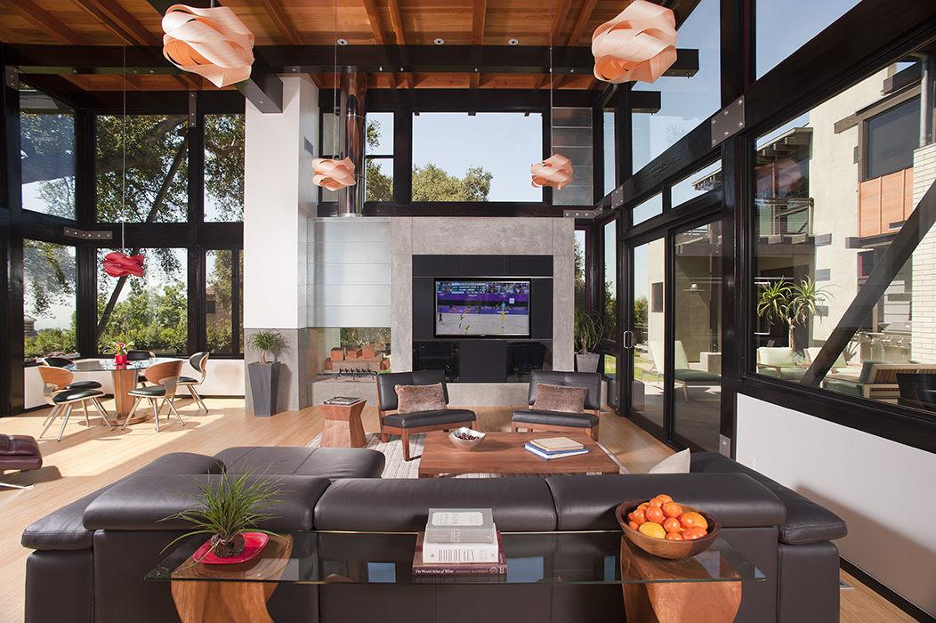The Walker Residence Pasadena Modern Homes Ramiro Erica Rivas