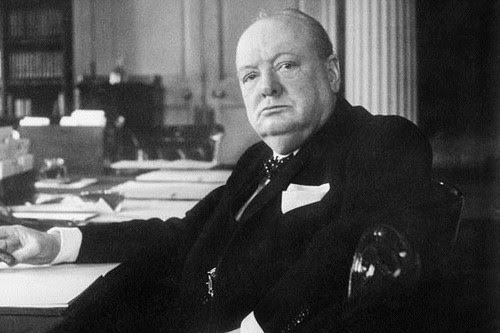 Influential Leaders of Europe_Churchill