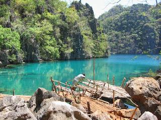 Lake Cayangan