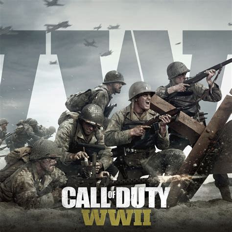 wallpaper call  duty wwii hd games