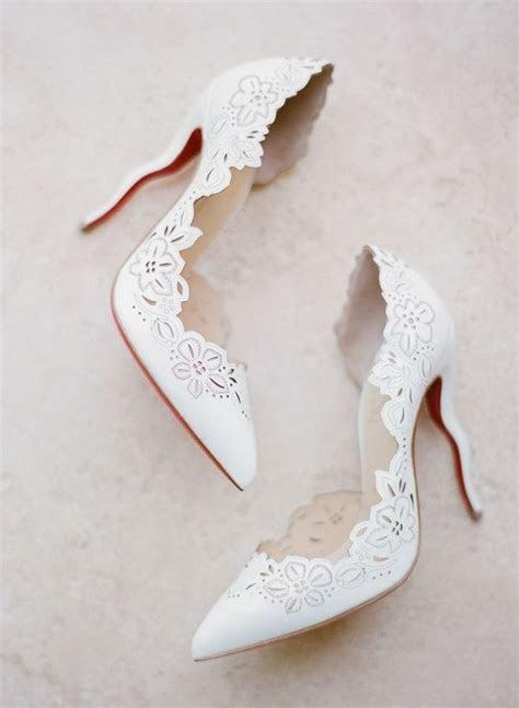 Stylish Wedding Shoes   Shoes   Wedding shoes, White