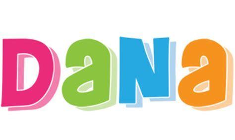 Dana Logo   Name Logo Generator   I Love, Love Heart