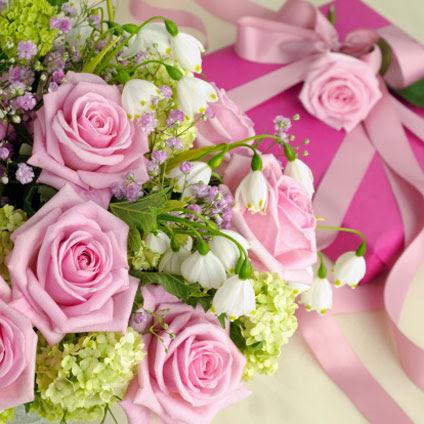 Mazzo Di Fiori X Auguri.Auguri Di Buon Compleanno Con Fiori