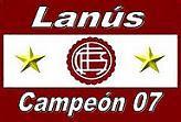 Lanús Campeón 07
