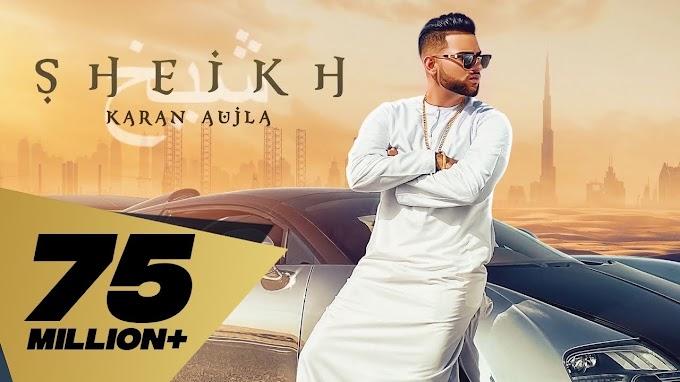 Sheikh - Karan Aujla Lyrics