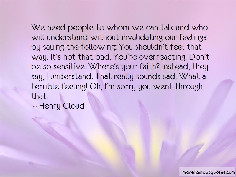 Quotes About Feelings Sad Top 43 Feelings Sad Quotes From Famous