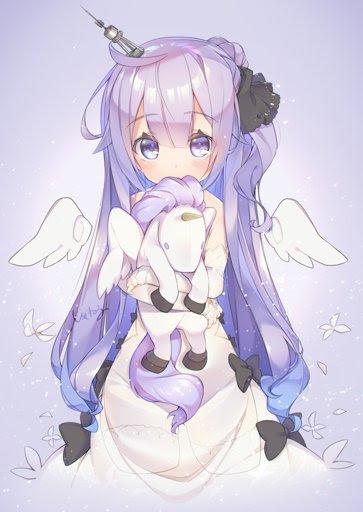 Cute Anime Unicorn Drawing Anime Wallpapers