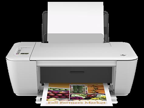 Driver da Impressora HP Deskjet 2540 para Windows 7