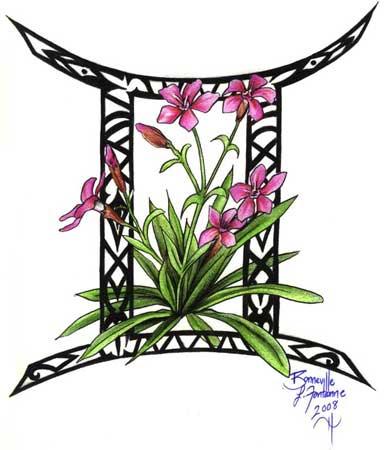 Gemini Tattoos Gemini Zodiac Tattoo Art And Ideas