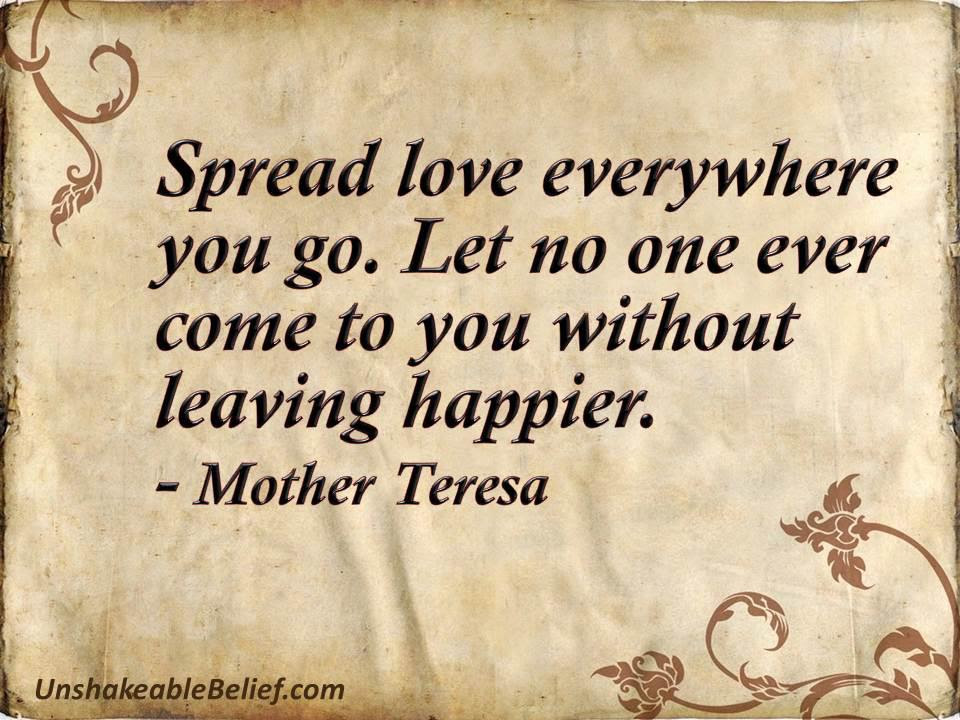 Quotes About Life Mother Teresa 26 Quotes