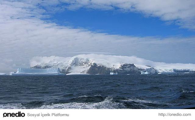 Dünyanın En Issız Adası - Bouvet Adası