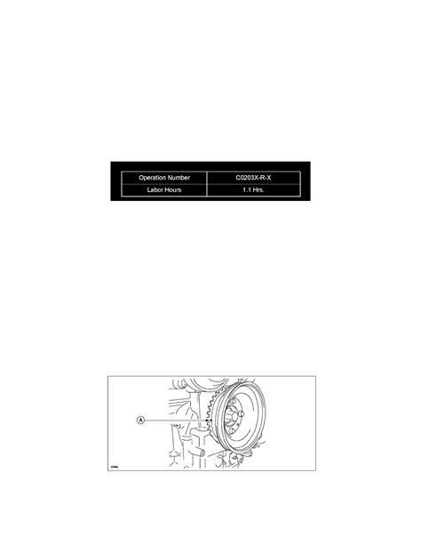 Mazda Workshop Manuals > RX8 2RTR-1.3L (2006) > Engine