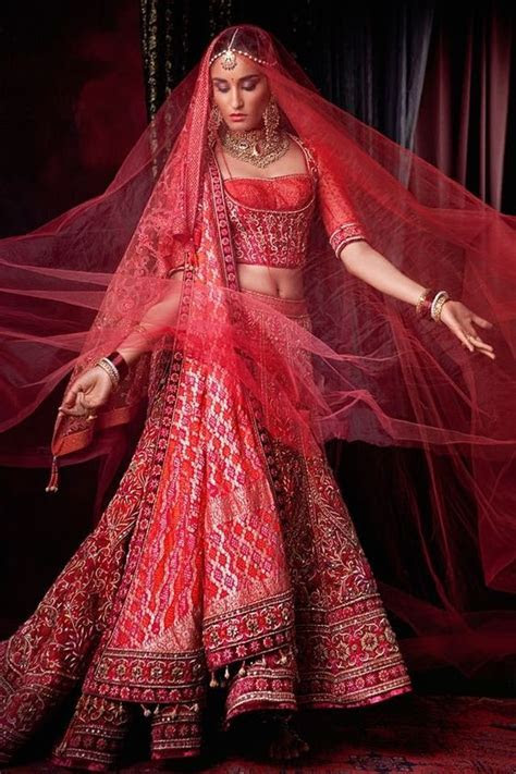 Latest Indian Designer Bridal Dresses Wedding Trends 2018