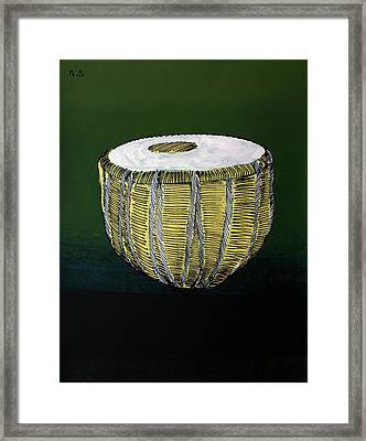 Lib- 43 Framed Print by Mr Caution