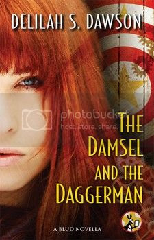 The Damsel and the Daggerman Cover