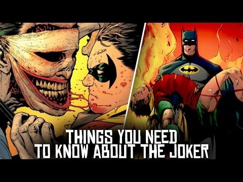 Videos: 10 Things You Need To Know About The Joker!