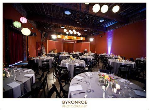{Jessica   Curtis} Georgetown Ballroom Seattle, WA Wedding