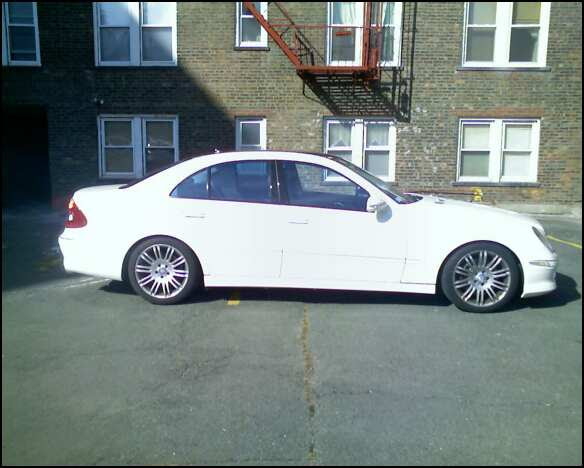 Lowering Springs For 4matic W211s Gauging Interest Page 4 Mbworld Org Forums