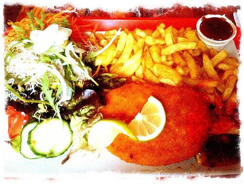 veggie schnitzel
