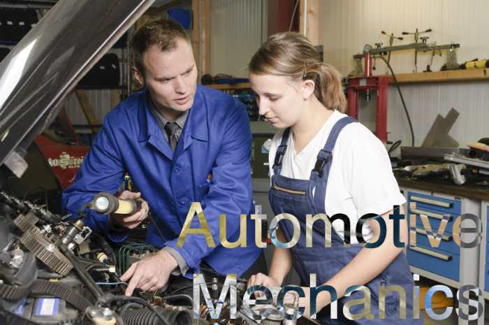 Different Types Of Mechanics Careers - Diesel Mechanic Guide