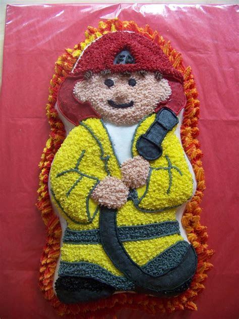 Fireman Cakes ? Decoration Ideas   Little Birthday Cakes