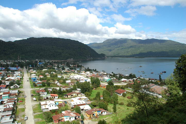 La Carretera Austral Chili de Coyhaique à Futaleufu