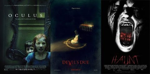 New Horror Movies On Dvd