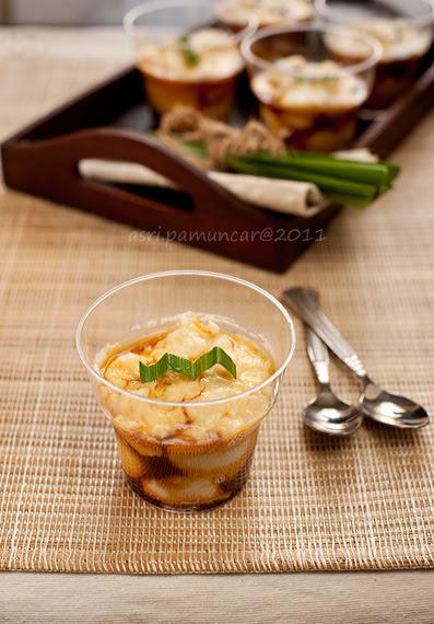 bubur sumsum / rice porridge