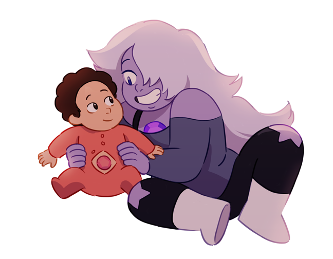 redraws from three gems and a baby