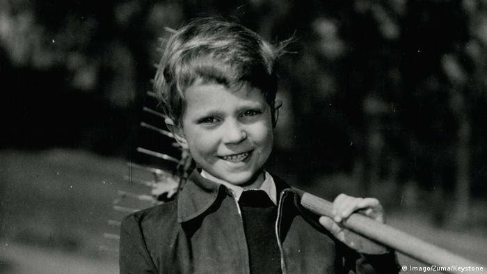 Kronprinz Carl Gustav mit sieben Jahren, Foto: Imago/Zuma/Keystone