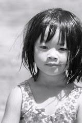 Olivia at Beach
