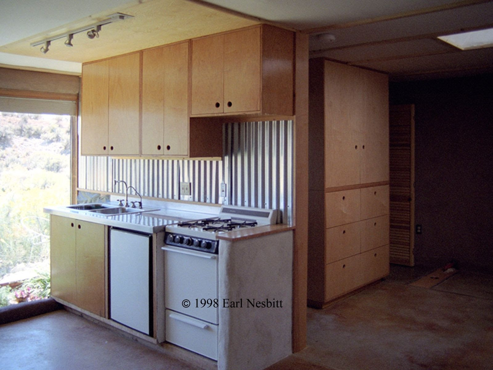Custom Kitchen Cabinets Plywood Birch by Earl Nesbitt