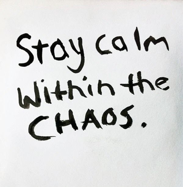Quotes Staying Calm Under Pressure