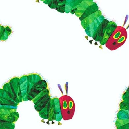 The Very Hungry Caterpillar 5281m