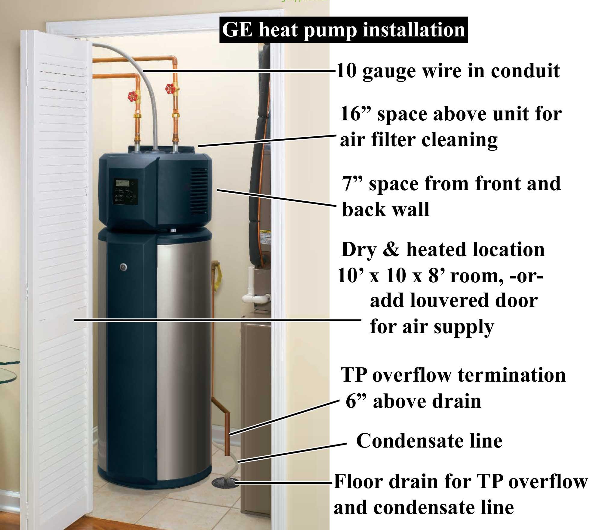 Review Ge Heat Pump Water Heater