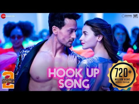 Hook Up Song - Student Of The Year 2 | Tiger Shroff & Alia | Vishal and Shekhar |Neha Kakkar|Kumaar