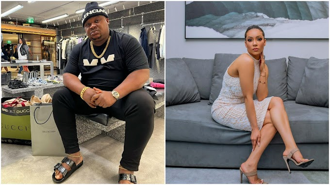 Nigerians dig up Maria's old post where she wrote 'If I can't have you, nobody can'