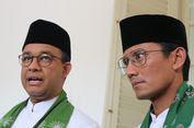 Peringatan Setahun Aksi 411, Anies Tak Mau Komentar, Sandi Mengaku Tak Diundang