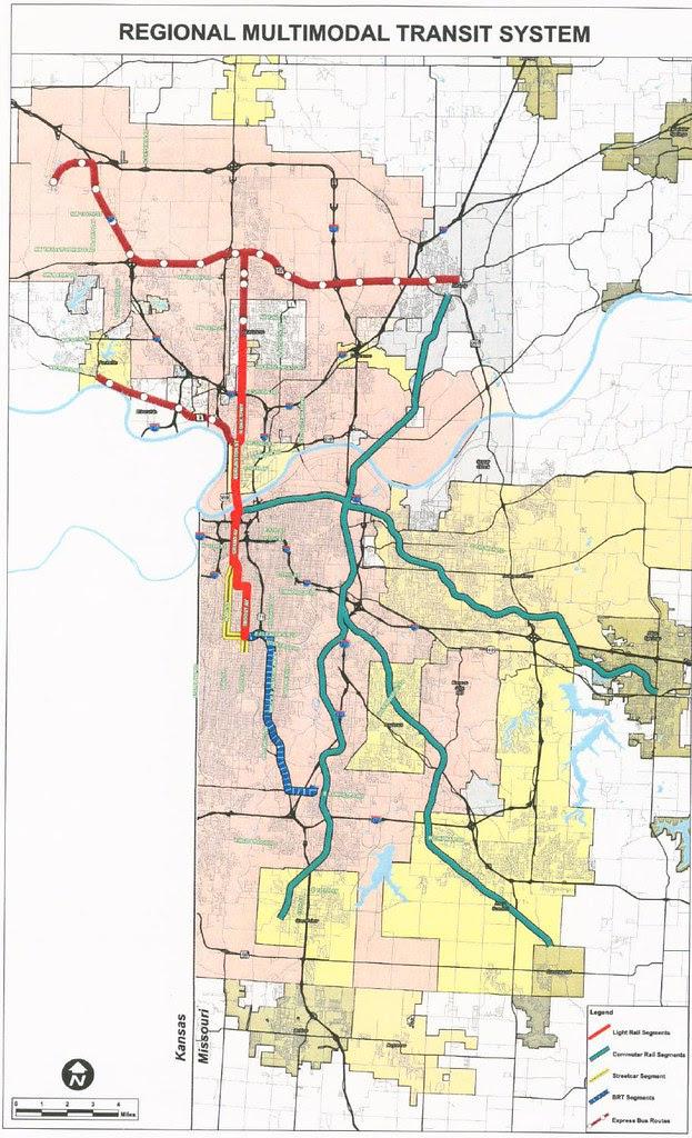 KC Regional Transit System