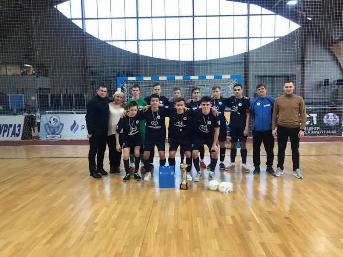Грязинские юниоры представят ЦФО в финале проекта «Мини-футбол – в школу» Добринские вести