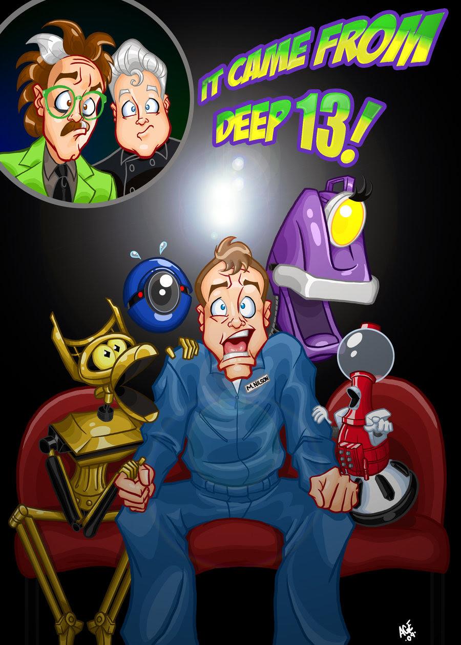 Mst3k Mystery Science Theater 3000 Fan Art 32377270 Fanpop