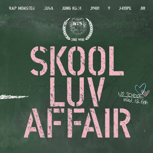 [Mini Album] BTS (Bangtan Boys) - Skool Luv Affair [2nd Mini Album]