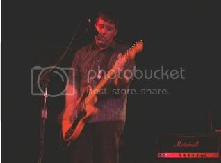Clouds Forming Crowns' Tim Tobias @ Lee's Palace: photo by Mike Ligon