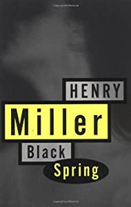 "Cover of ""Black Spring"""