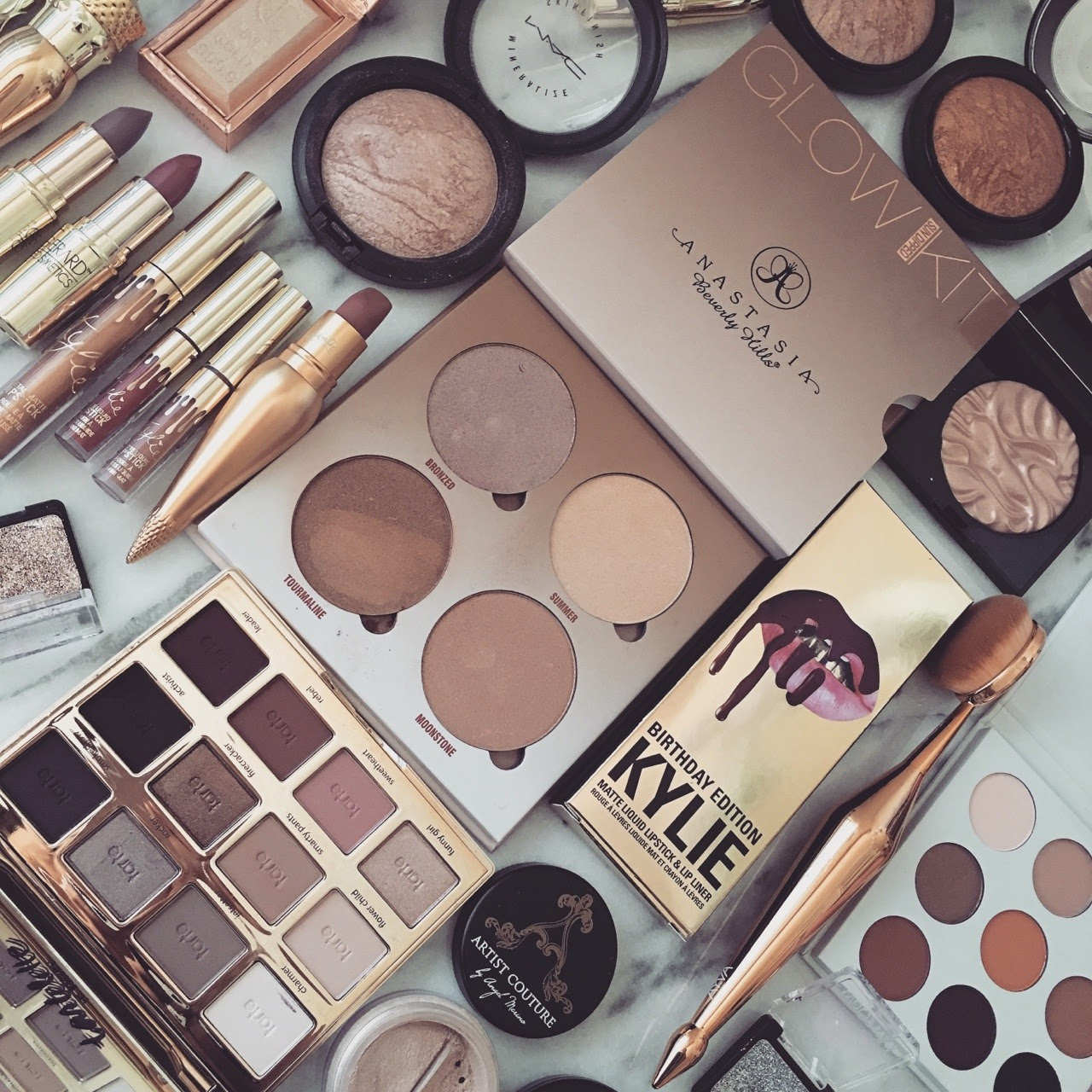 Makeup collection goals tumblr