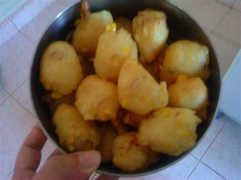 blog resepi masakanku  cucur jagung rangup